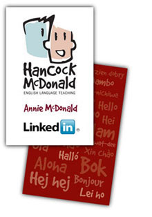 Annie McDonald English Language Teaching on Linkedin