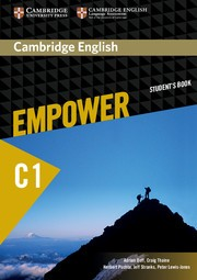 Cambridge English Empower C1 - hancockmcdonald.com/books/titles/cambridge-english-empower-c1