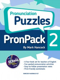 PronPack 2 Book Cover