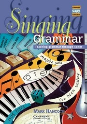 Singing Grammar - hancockmcdonald.com/books/titles/singing-grammar