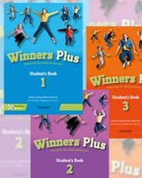 Winners Plus 1-3 - hancockmcdonald.com/books/titles/winners-plus-1-3