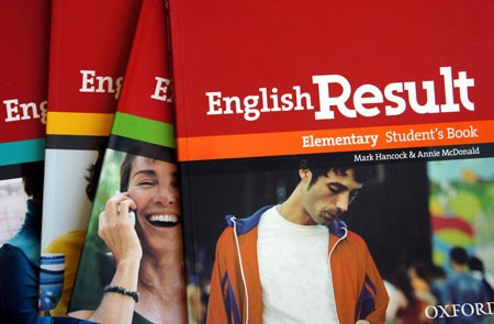 English Result published by OUP