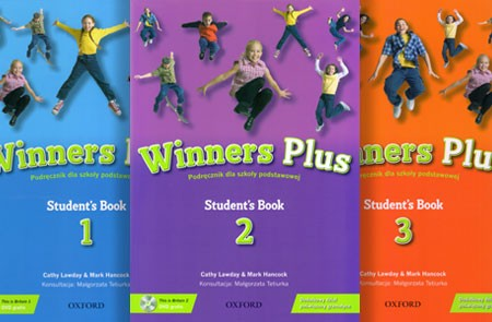 Winners Plus - books 1-3