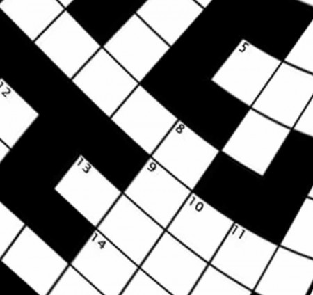 ELT Materials: Mirror Crossword