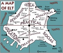 A Map of ELT - hancockmcdonald.com/ideas/map-elt