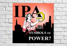 Mark Hancock IPA Symbols of Power