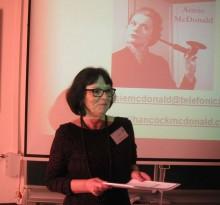 IATEFL Hungary: Annie McDonald on authentic listening materials design - hancockmcdonald.com/blog/iatefl-hungary-annie-mcdonald-authentic-listening-materials-design