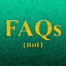 FAQs (not) - hancockmcdonald.com/blog/faqs-not