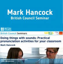 Seminar on Teaching Phonemes - hancockmcdonald.com/blog/seminar-teaching-phonemes