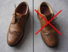 The Brogue Meridian - hancockmcdonald.com/blog/brogue-meridian