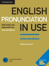 New cover for English Pronunciation in Use by Mark Hancock
