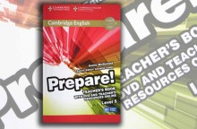 Prepare! Level 5 (Teacher's Book) - overview - hancockmcdonald.com/books/overview/prepare-level-5-teachers-book-overview
