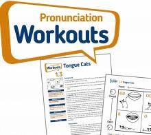 PronPack Workouts pronunciation ELT