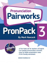 PronPack 3: Pronunciation Pairworks - hancockmcdonald.com/node/486/edit