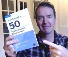 Mark Hancock's 50 Tips for Pronunciation Teaching - hancockmcdonald.com/books/reviews/mark-hancocks-50-tips-pronunciation-teaching-0