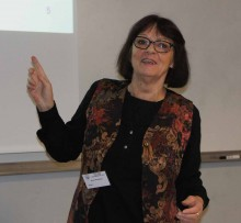 Annie McDonald at TESOL France