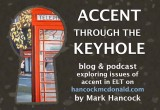 Mark Hancock's blog on accent in ELT