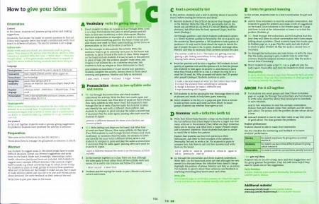 Pre Intermediate lesson 11C