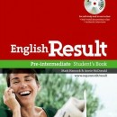 English Result: Pre-intermediate