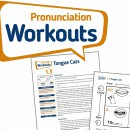 PronPack Workouts pronunciation ELT