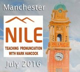 Teaching Pronunciation with Mark Hancock at NILE