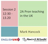 Pronunciation Teaching in the UK - hancockmcdonald.com/talks/pronunciation-teaching-uk