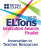PronPack Shortlisted for ELTons Award! - hancockmcdonald.com/node/567/edit